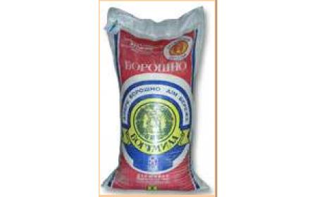 Борошно пшеничне в/г 50кг ТМ Богумила