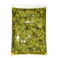 Огірки мариновані різані, в упаковці Бег-ін-бокс 6кг ТМ Чумак